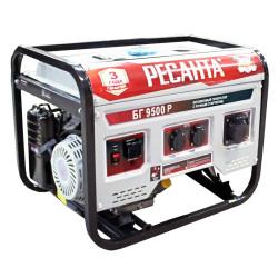 Электрогенератор Ресанта БГ 9500 Р 64/1/53